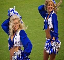20 Most Popular Cheerleaders in Sports