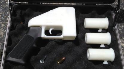 Revolutionary Invention- First 3D Printed Handgun