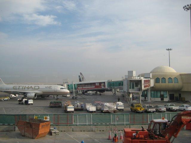 AbuDhabi Airport