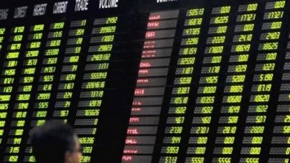 Karachi Stock Exchange Hits All Time High