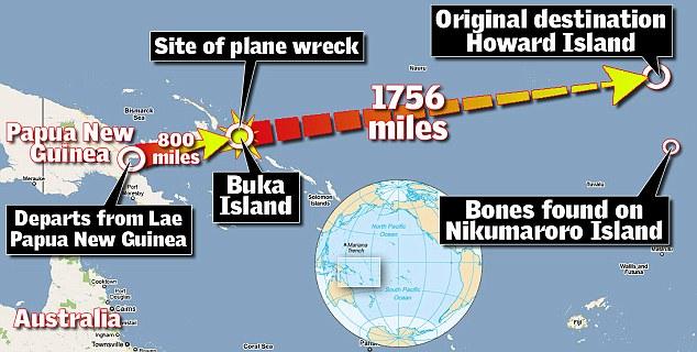 Amela Earhart's Plane