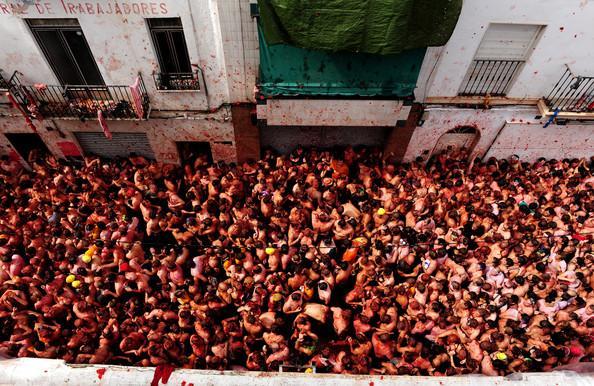 La Tomatina - Tomato Festival