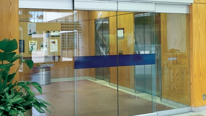 Automatic Doors – Why They Might Benefit Your Business