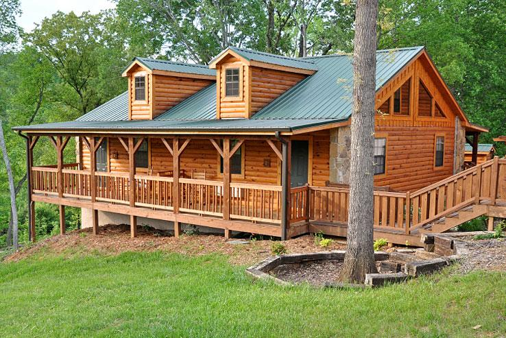 Log homes busting 4 myths about chinking for Chinking log cabin