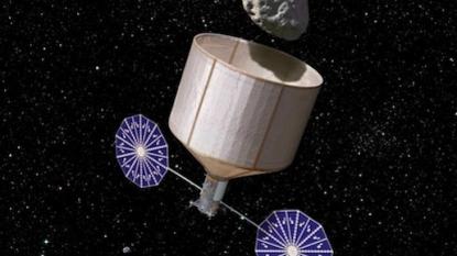 NASA Preparing To Grab An Asteroid