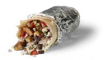 Bomb squad found 'burrito' in the suspicious package