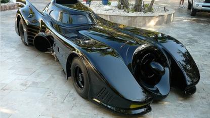 Batman fans get ready: BatMobile is for sale