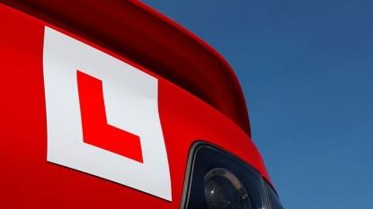 Learner crashed car, driving instructor got banned