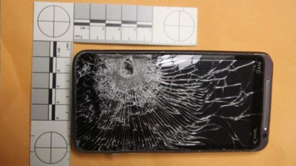 Smartphone saved a life