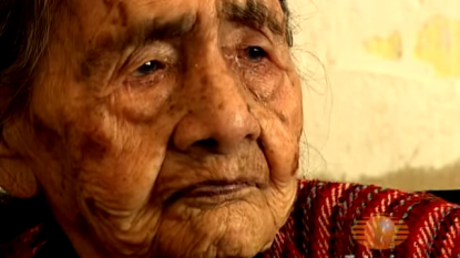 Mexican woman became the world's oldest woman after celebrating her 127th birthday