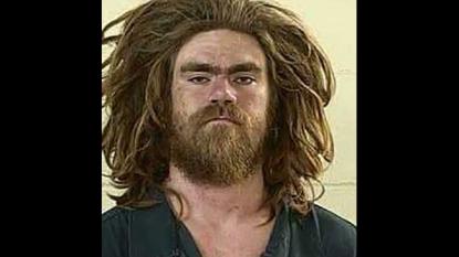 Naked man got arrested after getting violent at cannabis festival