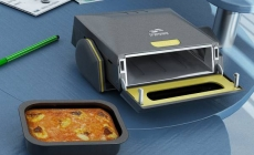 The new desk microwave will surely change your eating experience in office