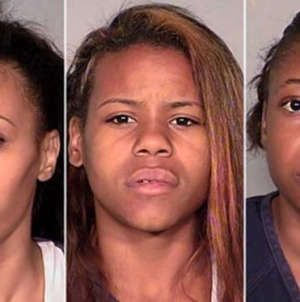 Three women arrested for stealing Rolexes in their vaginas'