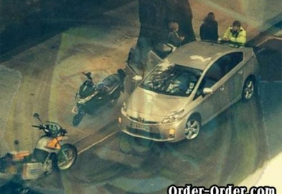 Woman crashed her car with a bike second time in last 16 months