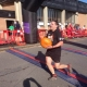 Contestant made to run 10k race carrying a pumpkin after found cheating in competition