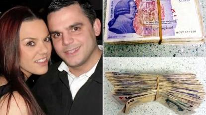 Shopper returned the bag full of cash back to the genuine owner