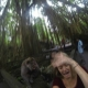 Woman wanted to take a selfie with monkey – but everything went wrong