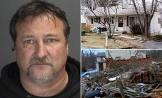Husband arrested for demolishing wife's home without even telling her
