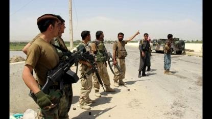 Taliban ambush kills 11 soldiers in Afghanistan