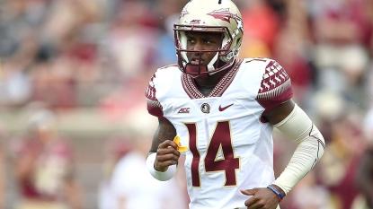 Florida State freshman quarterback De'Andre Johnson suspended from team