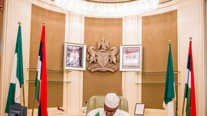 Nigeria treasury 'virtually empty' says angry Buhari – Yahoo News UK
