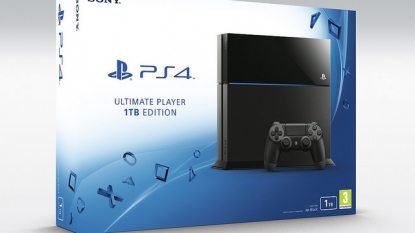 New PS4 with 1TB HDD coming next month