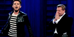 Adam Lambert: We Are The Champions performed for James Corden's 50th