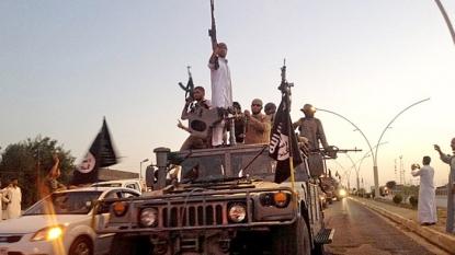 Afghan spy agency says third Islamic State commander killed in drone strike