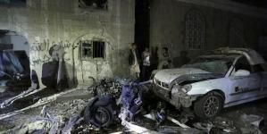 Yemen capital Sanaa hit by vehicle bomb attack