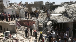 BBC News: Iraqi air force jet accidentally bombs Baghdad