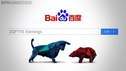 Baidu's revenue forecast misses estimates, shares fall
