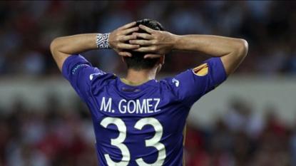 Besiktas sign Gomez on loan