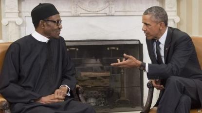 Bombs kill 29 as Nigerian leader says US hampering fight