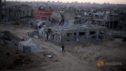 Both sides may be guilty of war crimes