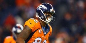 Broncos WR Thomas deal up against deadline