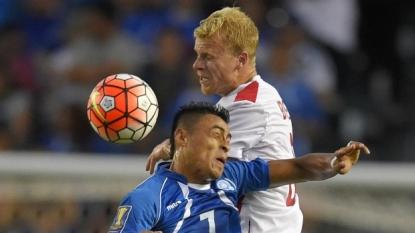 Canada, El Salvador play to goalless draw