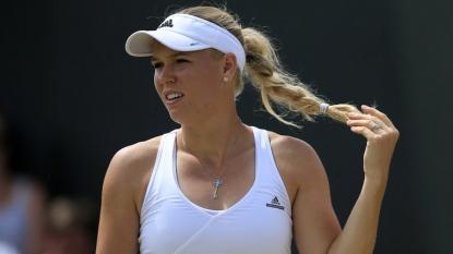 Caroline Wozniacki: 'Wimbledon is biased to men on show corts'