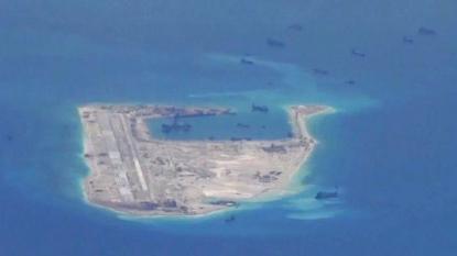 China hits out at US remark on sea spat