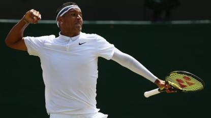 Tennis News | TVNZ: Nick Kyrgios upsets Milos Raonic at Wimbledon