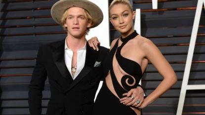 Cody love for Gigi Hadid