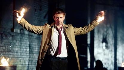 Constantine could appear on 'Arrow' season 4