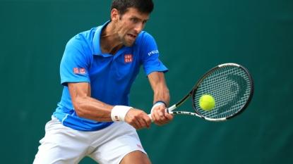 Djokovic back to tennis, and focused on Wimbledon