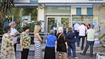 ECB raises emergency liquidity for Greek banks :: WRAL.com