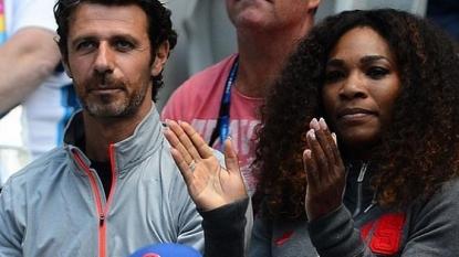 Emotional Muguruza given standing ovation at Wimbledon