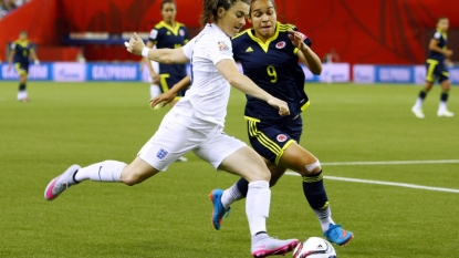 France routs Mexico 5-0 at Women's World Cup