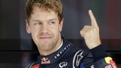 Ferrari's Vettel wins Hungarian Grand Prix