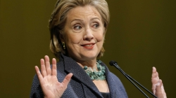 Hillary Clinton just raised a record amount of campaign cash