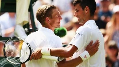 Novak Djokovic sees off Jarkko Nieminen in three sets