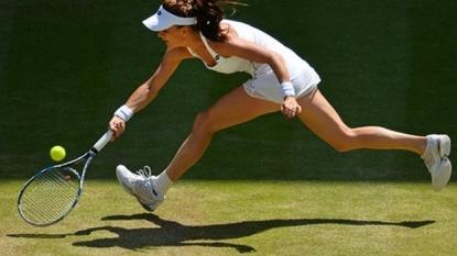 Garbine Muguruza reaches Wimbledon final, ends 19-year Spanish wait