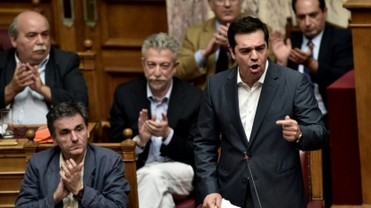 Greek crisis: Government orders banks to re-open Monday as Alexis Tsipras